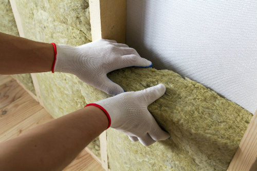 Mineral Wool Insulation for shed