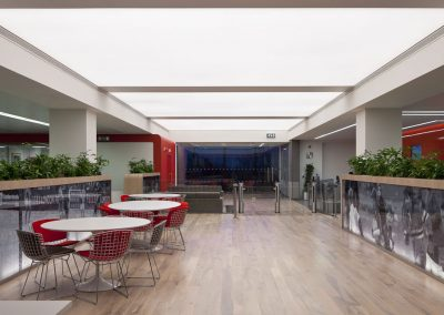 Stretch Ceilings Ltd Commercial Application