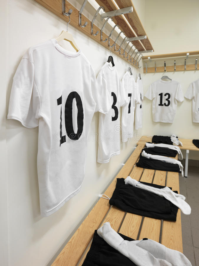 Dressing room stock images