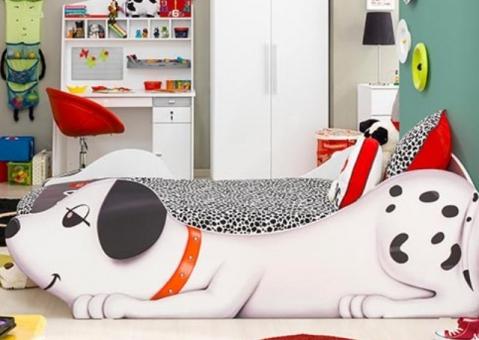 Кровать-игрушка Далматинец