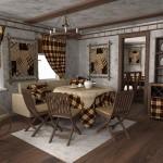 Как оформить современную квартиру в стиле кантри