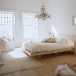 Cпальни в стиле шебби шик