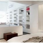 Разделение комнаты на спальную и другие функциональные зоны