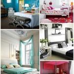 Как быстро обновить интерьер спальной комнаты