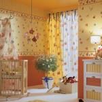 Выбор цвета для оформления детской комнаты
