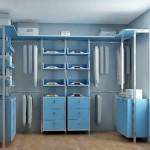 Дизайнерские решения для гардеробной