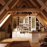 Под крышей дома твоего, или реконструкция и отделка мансарды