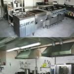 Дизайн кухни ресторанов привлекает клиентов