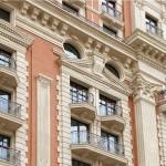 Архикамень для отделки фасадов зданий