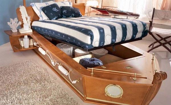 Кровать детская корабль своими руками 71