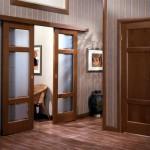 Межкомнатные двери для малогабаритной квартиры