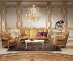 Гостиная Carlo Asnaghi style в стиле Барокко