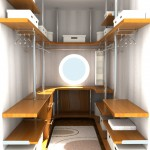 Как обустроить гардеробную в квартире: несколько идей дизайна интерьера