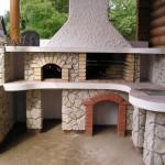 Строим мангал на дачном участке