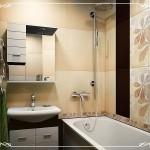 Какой мебелью можно расширить пространство маленькой ванной