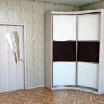 Шкаф – новый элемент интерьера