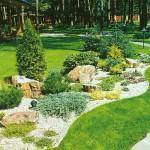 Рокарий, сад камней и способы красивого обустройства сада