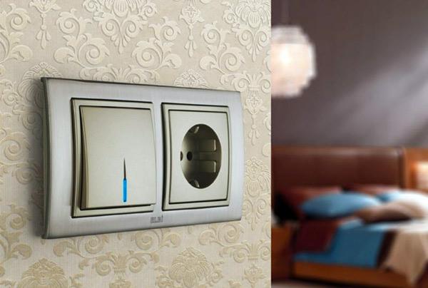 Как выбрать выключатели в квартиру
