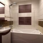 Модернизация помещения ванной комнаты в малогабаритной квартире