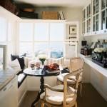 Уютный интерьер кухни