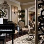 Пианино и рояль в интерьере
