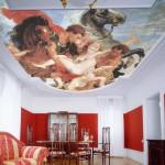 Натяжные потолки для различных стилей интерьера