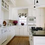 Белая кухня – игра свежести и праздник души