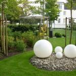 Идеи ландшафтного дизайна: сад в стиле модерн
