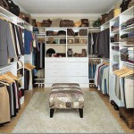 Гардеробная комната – альтернатива шкафам