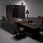 Красивая и стильная офисная мебель