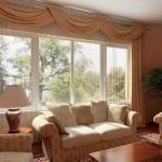 Металлопластиковые окна в разных стилях интерьера