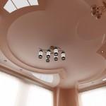 Дизайн потолка: от простого к сложному
