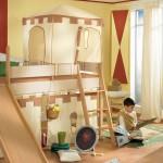 Детский мир в детской комнате