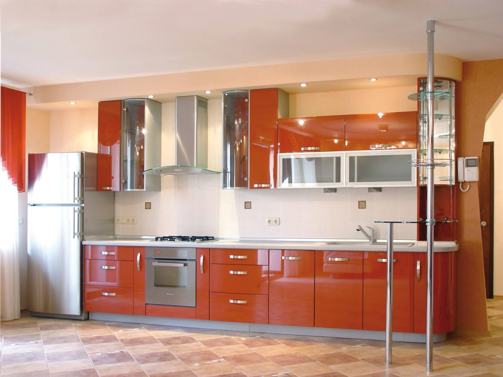 Кухонный гарнитур – украшение