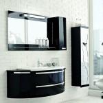 Виды и модели мебели для ванной
