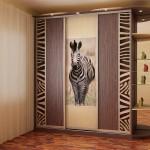 Шкафы-купе – универсальная мебель