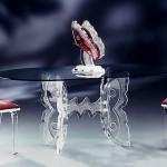 Стеклянная мебель вне конкуренции