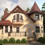 Индивидуальное строительство загородного дома