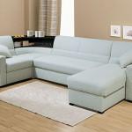Угловые диваны – удачное изобретение мебельщиков