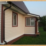 Сайдинг – современный отделочный фасадный материал