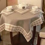 Текстиль в кухонном интерьере: декоративность и функциональность