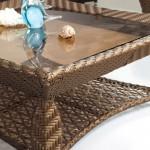 Современная мебель из ротанга