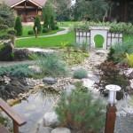 Ландшафтный дизайн в стиле Японского сада