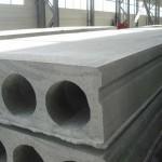 Основные типы плит перекрытия