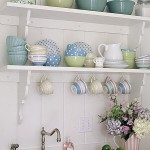 Посуда как элемент декора в интерьере
