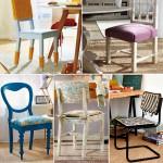 Не выкидывайте старые стулья
