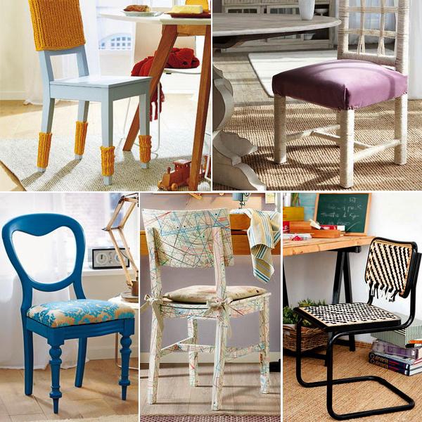апгрейд старых стульев