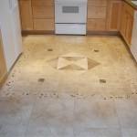 Напольное покрытие на кухне
