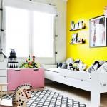 Как правильно подобрать цвет для комнаты ребенка