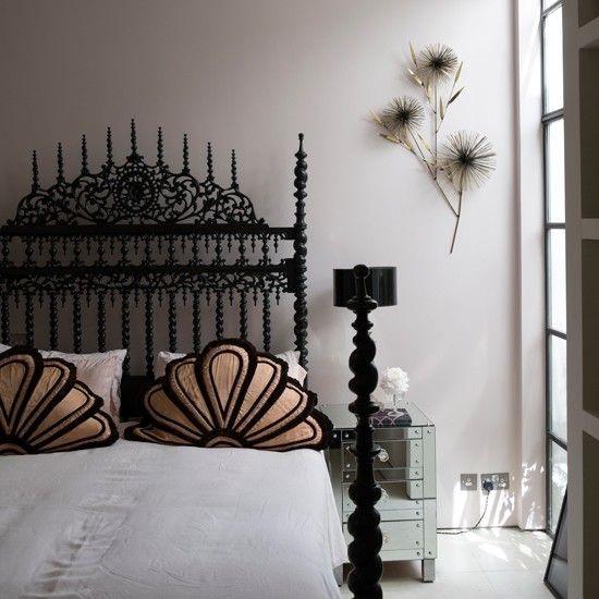 готический стиль в интерьере фото